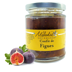 Confits de figues Pot en verre de 150 g