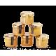 Foie gras de canard entier aux pommes poêlées 50g