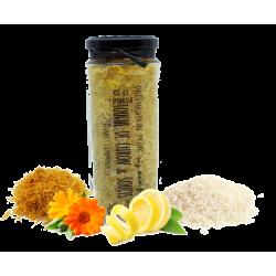 Riz Camargue citron et pétales de SOUCIS 260g