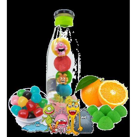 Kit cocktail pour enfant - Monstre