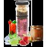 Préparation pour cocktail - Mojito Fraise Légendes Gourmandes