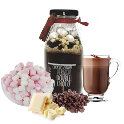 Mon P'tit Choco Chaud - Cacao Version Double Choco
