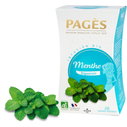 Infusion Menthe Bio