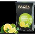 Thé vert Citron Citron vert Bio 20 sachets