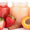 Coulis, Compotes, Purées de fruit